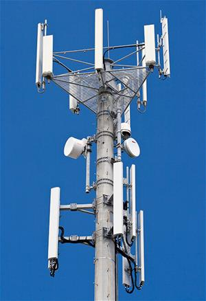 Broadband Telcom Tower Photo