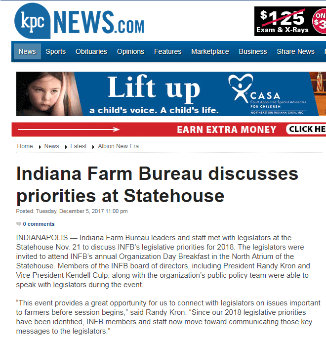 KPC News Legislative Priorities 12.5.17