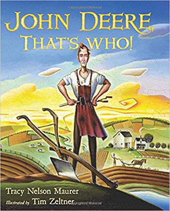 John Deere, That's Who! book cover