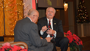 INFB Convention 2018_Pres Randy Kron and Dave Russell (2)